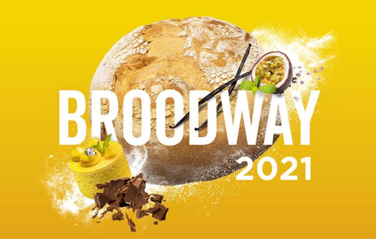 """Retrouvez-nous du 26  au 29 septembre au salon """"Broodway"""" à Courtrai"""